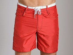 G-Star ART Iconic 3301 Swim Short Ketchup