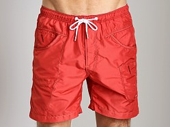 G-Star ART Iconic Army Radar Swim Short Ketchup