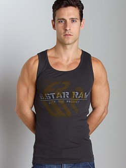 G-Star ART Demak Tank Top Raven