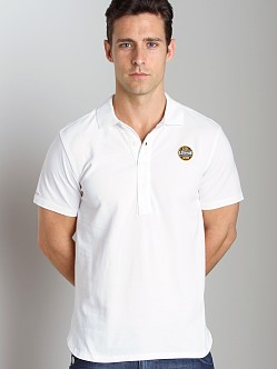 G-Star ART Honda Polo Shirt White