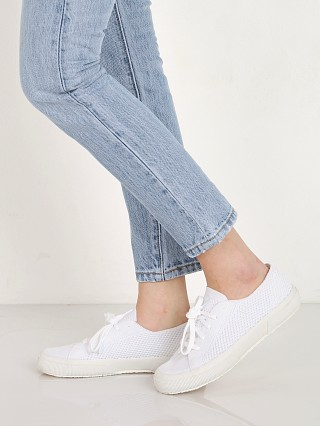 Superga Fly Knit Sneaker White
