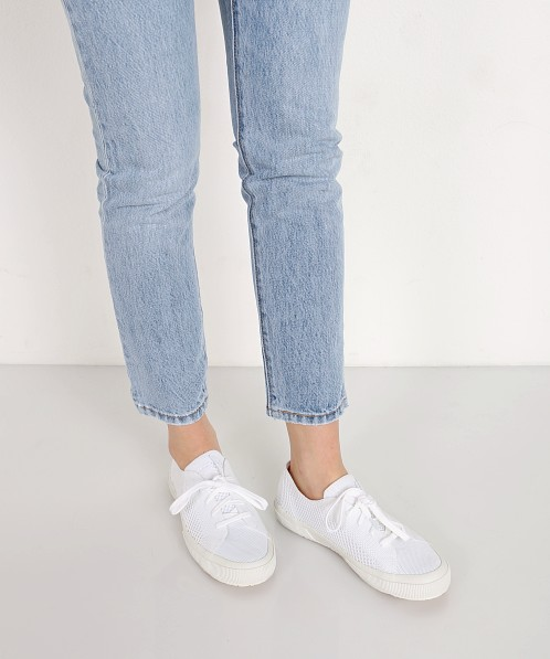 White Shipping Superga At Fly Free Drive Knit Sneaker Largo 2750 n0OPZNXwk8