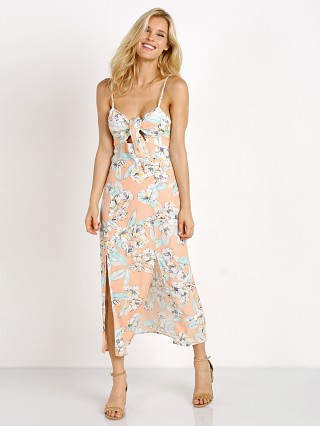 MinkPink Palm Springs Midi Dress Multi