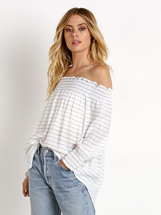 Faithfull the Brand Es Calo Top Luca Stripe