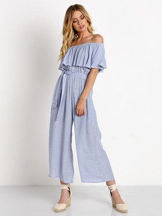 Faithfull the Brand Holiday Jumpsuit Cascais Stripe