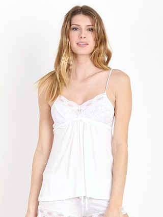 Eberjey India Cami White