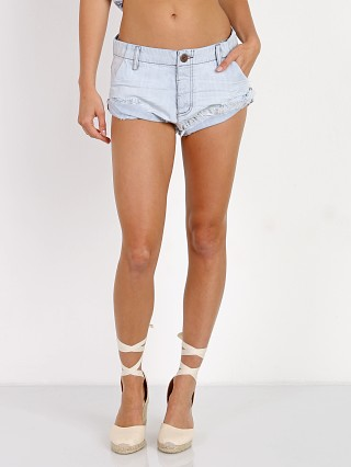 Complete the look: One Teaspoon Hamptons Sailor Denim Short