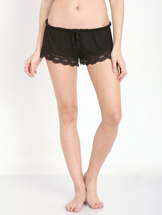 Complete the look: Eberjey India Shortie Black