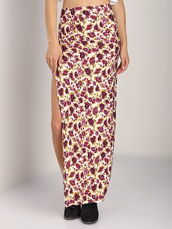 Novella Royale Viva Skirt Wine Rose