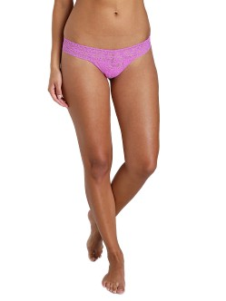 Hanky Panky Low Rise Thong Silk Rose