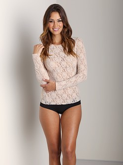 Hanky Panky Unlined Long Sleeve Chai