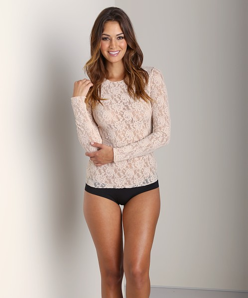 2c6806023d9190 Hanky Panky Unlined Long Sleeve Chai 128L - Free Shipping at Largo Drive