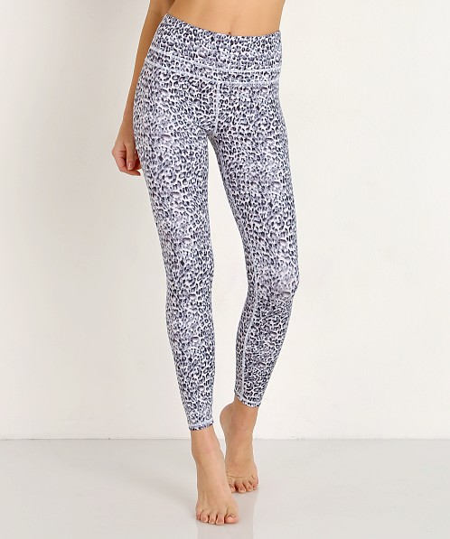 Varley Biona Legging Tight Distorted Cheetah