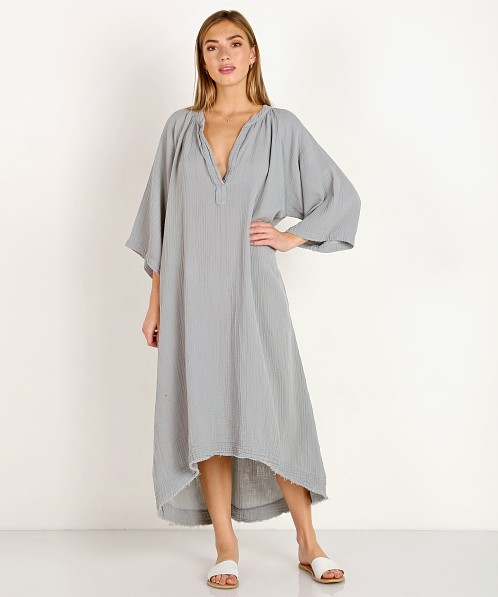 9Seed Tangier Caftan Oyster