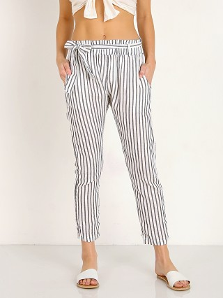 Complete the look: 9Seed Leo Carrillo Paper Bag Pant Casablanca