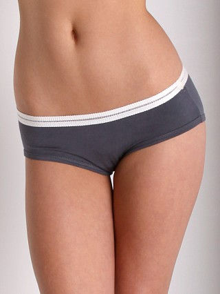 Keep Me Trish Undies Charcoal