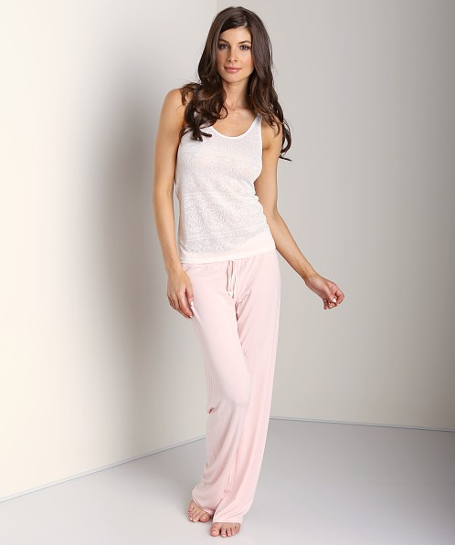 Juicy Couture Sleep Essentials Sleep Pants Pedal Pink