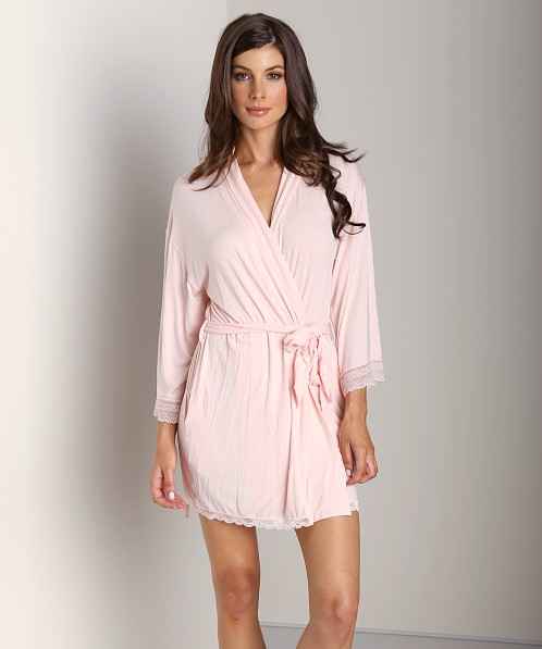 Juicy Couture Sleep Essentials Robe Petal Pink
