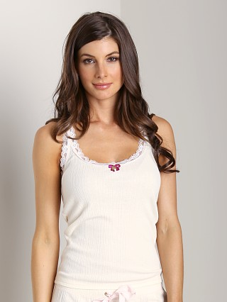 You may also like: Juicy Couture Sequin Lounge Variegated Rib Cami