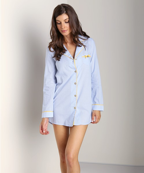 Juicy Couture Chambrey Sleepwear Nightshirt Forget-me-not