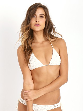 Complete the look: Rove Swimwear DEWI Bikini Top Ivory