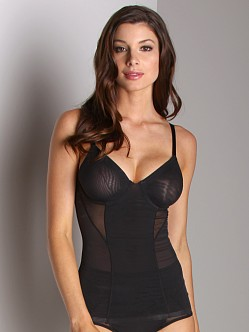 Body Wrap The Tripple Threat Camisole Black