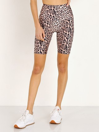 Complete the look: Onzie High Rise Bike Short Leopard