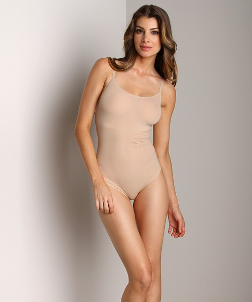 SPANX Trust Your Thin-Stincts Bodysuit Natural