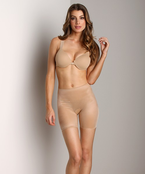 SPANX Skinny Britches Short Nude