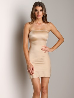 SPANX Slimplicity Convertible Full Slip Nude