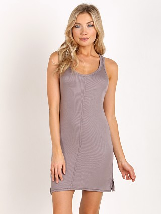 Free People Slinky Tank Slip Smoke Purple