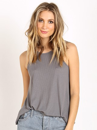 Free People Long Beach Tank Grey