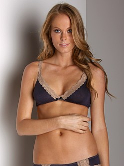 Honeydew Bralette Navy