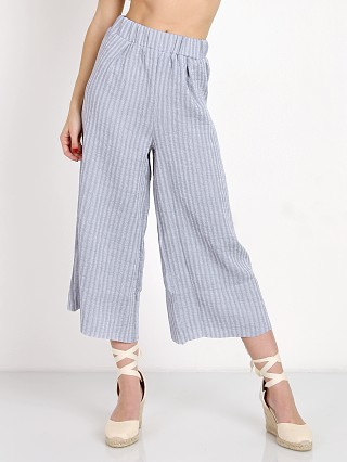 Complete the look: SUBOO Twilight Sky Pleat Culottes