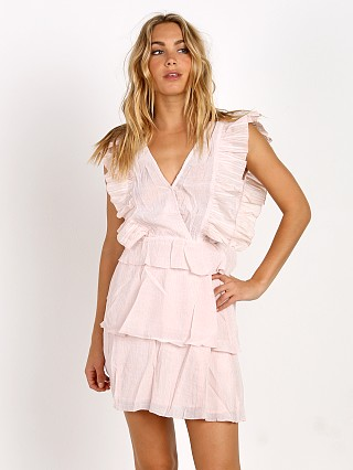 SUBOO Perfect Day Wrap Dress Blush