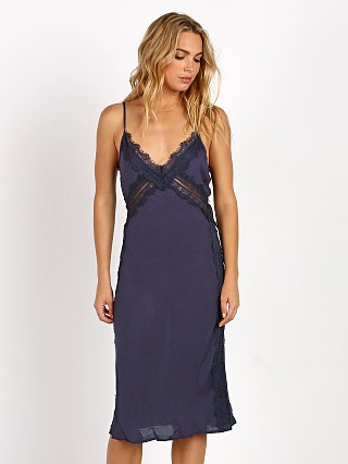 SUBOO Midnight Oasis Midi Dress