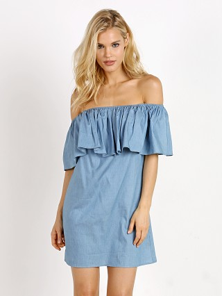Roe + May Ravello Mini Chambray