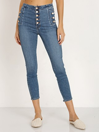 J Brand Natasha Sky High Crop Skinny Love Sick
