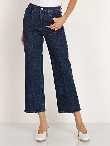 J Brand Joan High Rise Crop Match