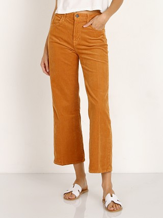J Brand Joan High Rise Crop Titan