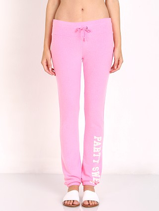 WILDFOX Party Malibu Sweats Party Girl Pink