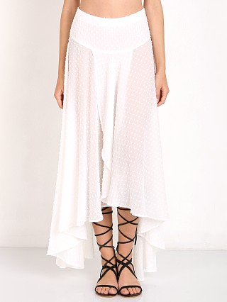 Auguste the Label Boheme Maxi Skirt White