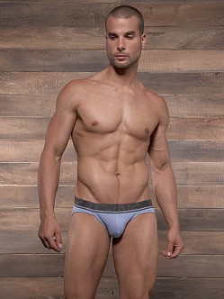 C-IN2 Pop Colors Sport Brief Grape Grey