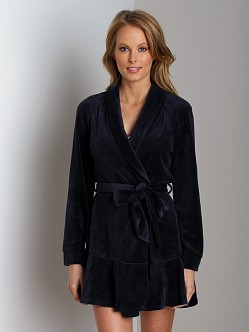 Juicy Couture Velour Robe Regal