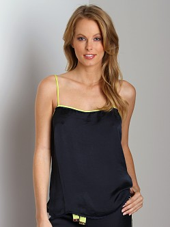 Juicy Couture Tumbled Satin Camisole Regal