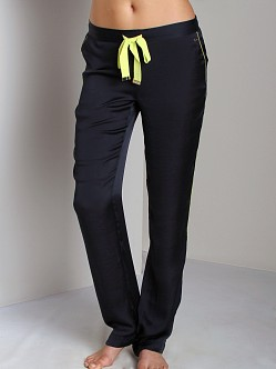 Juicy Couture Tumbled Satin Pant Regal