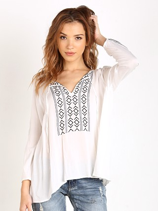 BB Dakota McKenna Top White