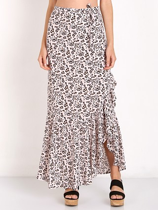 You may also like: Knot Sisters Ninety One Wrap Skirt Champanimal