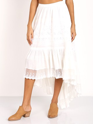 Spell Boho Bella Skirt White