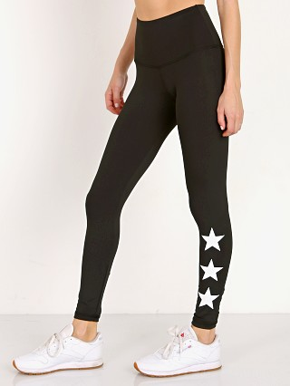 Strut This The Teagan Long Star Black/White
